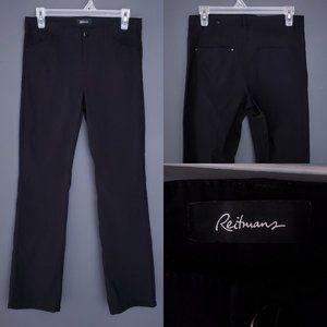 REITMANS Casual Pants Straight Stretch Workwear 8P